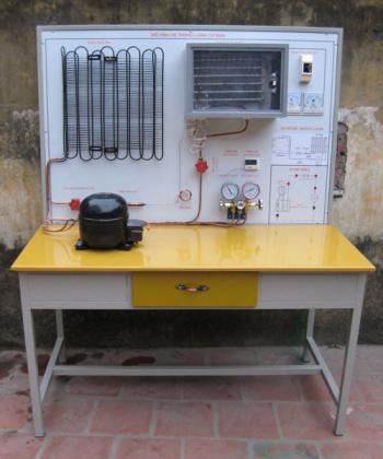 Mô hình hệ thống điện lạnh cơ bản