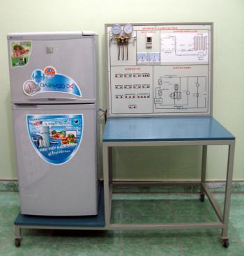 Mô hình dàn trải tủ lạnh