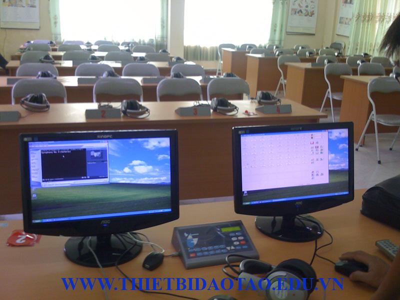 Phòng học ngoại ngữ ATT 200N, ATT 205