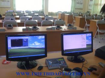 Phòng học ngoại ngữ chuyên dùng ATT200 - COMWEB